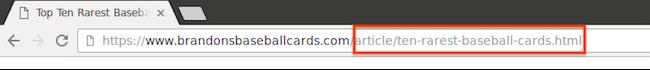 网址有明确的含义