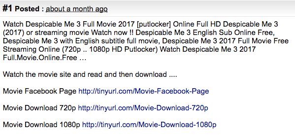 """使用""""nofollow""""应对垃圾评论"""