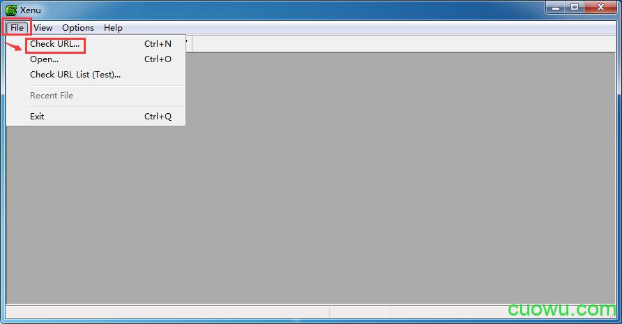 xenu软件