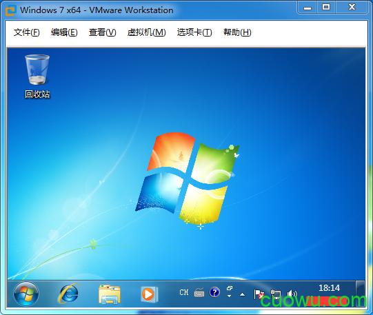 vmware虚拟机显示库
