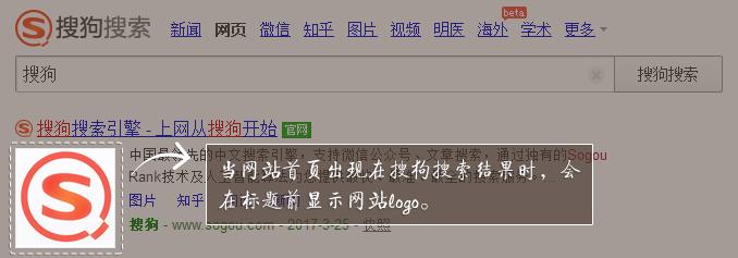 匹配网站LOGO